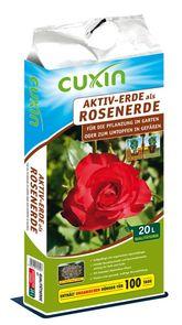 Aktiv-Erde als Rosenerde - cuxin DCM ®