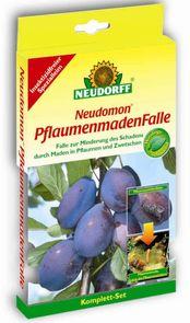 Neudorff Neudomon Pflaumenmaden Falle - Insektizid, selektiv / Pflanzenhilfsmittel
