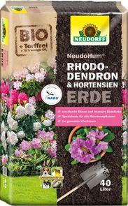 NeudoHum ® Rhododendron- und HortensienErde - Neudorff ®