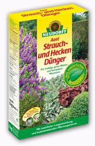 Azet Strauch- und Heckendünger - Neudorff ®