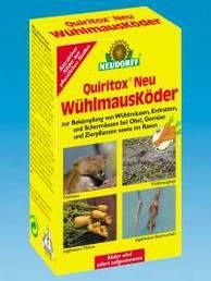 Neudorff Quiritox Neu WühlmausKöder - Rodentizid