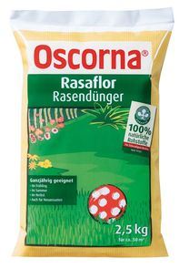 Rasendünger Rasaflor Oscorna - Oscorna Naturdünger Rasaflor