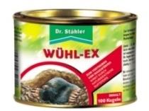 Stähler Wühl-Ex - Vertreibungsmittel (Repellent)