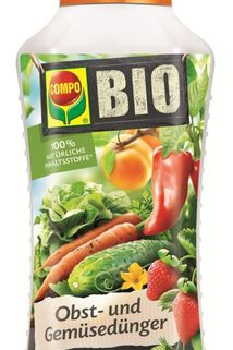 Bio Obst- und Gemüsedünger - COMPO