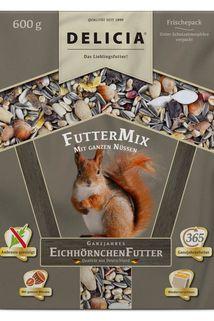 EichhörnchenfutterMix - Delicia
