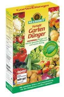 Fertofit GartenDünger - Neudorff