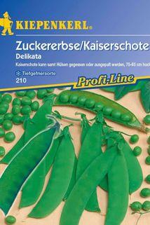 Zuckererbse / Kaiserschote Delikata - Kiepenkerl ®