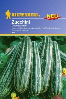 Zucchini 'Courcourcelle von Tripolis' - Kiepenkerl ®