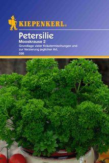 Petersilie 'Mooskrause 2' - Kiepenkerl ®