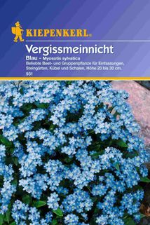 Vergissmeinnicht (Myosotis) blau - Kiepenkerl ®