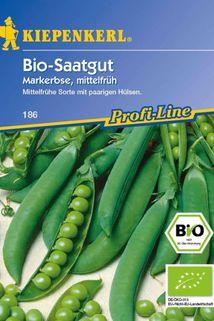 Bio-Markerbse, mittelfrüh - Kiepenkerl ®