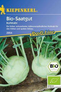Bio-Kohlrabi, weiß - Kiepenkerl ®
