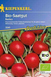 Bio-Radies, rund, rot - Kiepenkerl ®