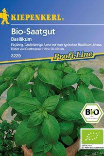 Bio-Kräuter Basilikum - Kiepenkerl ®