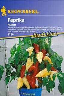 Ungarischer Paprika 'Hunor F1' - Kiepenkerl ®
