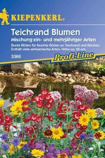 Blumenmischung 'Teichrandblumen' - Kiepenkerl ®