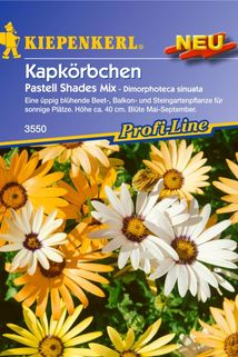 Kapkörbchen 'Pastell Shades Mix' - Kiepenkerl ®