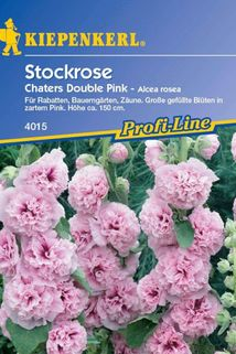 Stockrose 'Chaters Pink' - Kiepenkerl ®