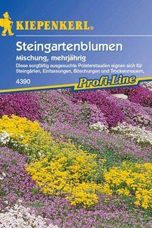 Steingartenblumen Mischung versch. Arten - Kiepenkerl ®