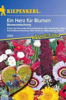 Blumenmischung 'Ein Herz für Blumen' - Kiepenkerl ®