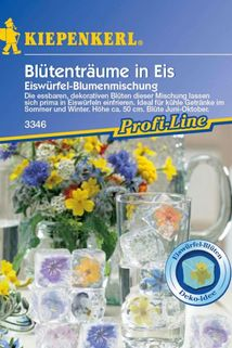 Blumenmischung 'Blütenträume in Eis' - Kiepenkerl ®