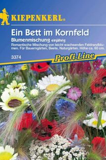 Blumenmischung 'Ein Bett im Kornfeld' - Kiepenkerl ®
