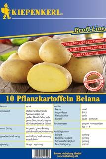 Pflanzkartoffel 'Belana' - Kiepenkerl ®
