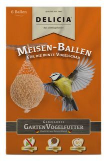 Meisen-Ballen - Delicia