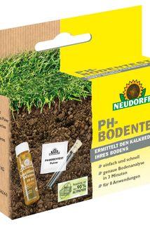 Neudorff pH-Bodentest - Zubehör