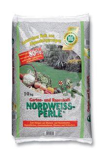 Nordweiss-Perle Garten- und Rasenkalk - Vereinigte Kreidewerke Dammann