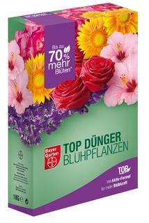 TOP Dünger Blühpflanzen Granulat - SBM / Bayer Garten
