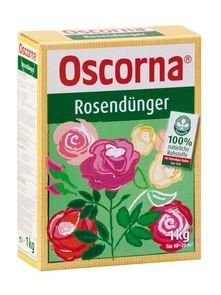 Rosendünger Oscorna - Oscorna Naturdünger Rosendünger