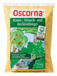 Baum-, Strauch- und Heckendünger Oscorna - Oscorna Baumdünger, Strauchdünger und Heckendünger