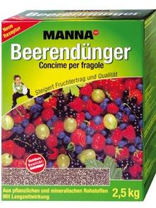 Beerendünger Manna - Manna Beerendünger