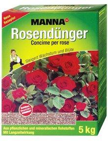 Rosendünger Manna - Manna Rosendünger