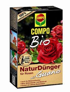 Bio NaturDünger für Rosen mit Guano - Compo