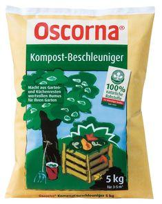 Kompost-Beschleuniger Oscorna - Oscorna Kompostiermittel