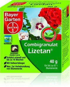 Bayer Lizetan Combigranulat Bayer - Insektizid