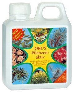 Oscorna ORUS Pflanzenaktiv - Pflanzenhilfsmittel