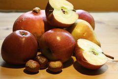 Herbstapfel 'Braeburn'