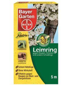 Natria Leimring - Bayer-Garten