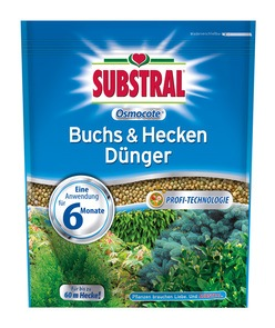 Substral ® Osmocote ® Buchs- und Hecken Dünger - Celaflor ®
