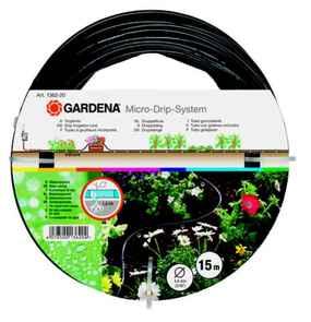 Tropfrohr oberirdisch 4,6 mm (3/16 Zoll) - Gardena ®