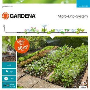 Start-Set für Gewächshäuser - Gardena ®