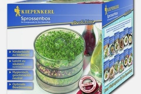 Bio-Sprossenbox - Kiepenkerl ®