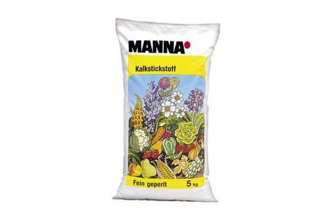 Nitrathaltiger Kalkstickstoff Manna - Manna Kalkstickstoff