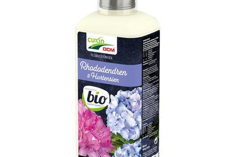 Rhododendren- und Hortensien Flüssigdünger - cuxin DCM ®