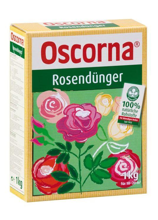 Rosendünger Oscorna