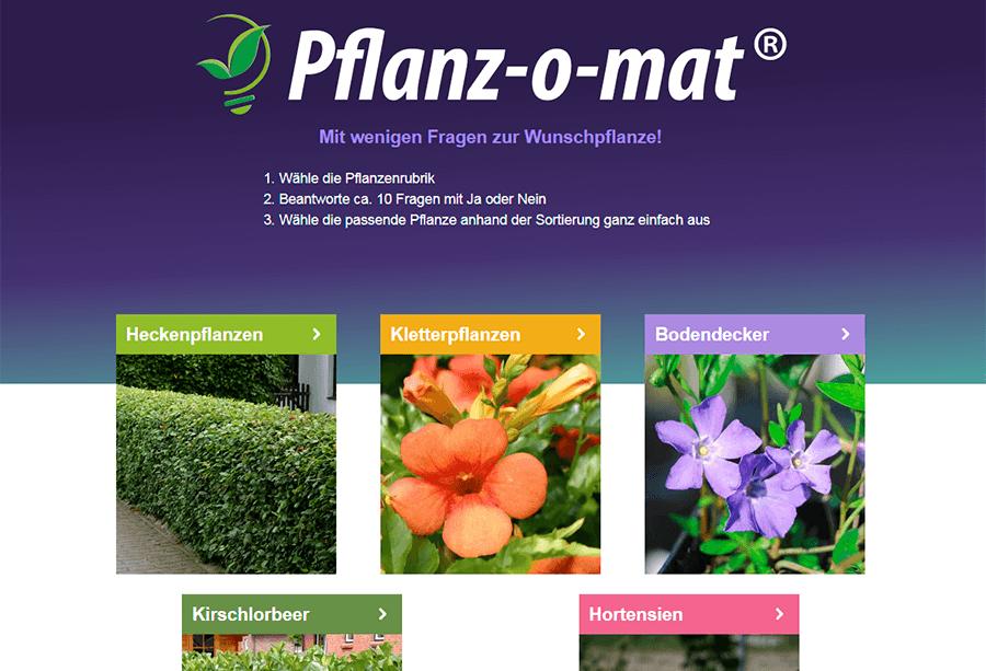 Pflanzomat Logo